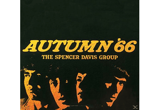 Spencer Group Davis - Autumn 66 (Clear Vinyl) [Vinyl]