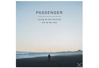 Passenger - Young As The Morning Old As The Sea (Deluxe Edition + Downloadcode) | CD + DVD Video