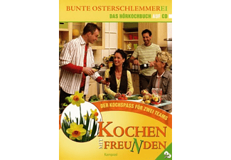 Bunte Osterschlemmerei - 1 CD -