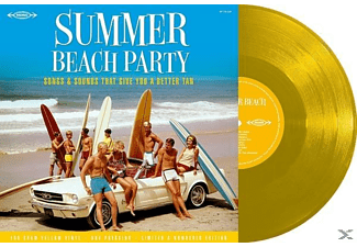 VARIOUS - Summer Beach Party - (Vinyl)