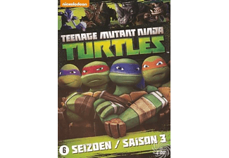 Teenage Mutant Ninja Turtles - Seizoen 3 | DVD