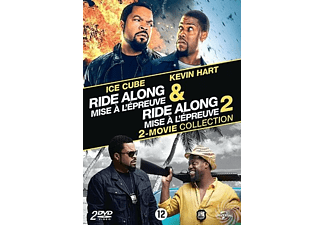 Ride Along 1 & 2 | DVD