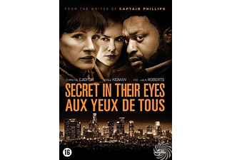 Secret In Their Eyes | DVD