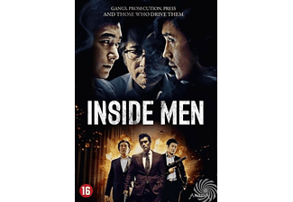 Inside Men | DVD