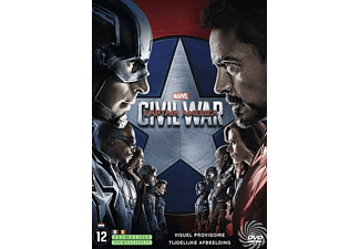 Captain America - Civil War | DVD