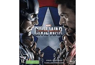 Captain America - Civil War | Blu-ray