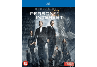 Person Of Interest - Seizoen 4 | Blu-ray