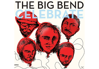Chet Vincent, The Big Bend - Celebrate - (CD)