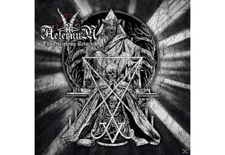 In Aeturnum - The Blasphemy Returns [Maxi Single CD]