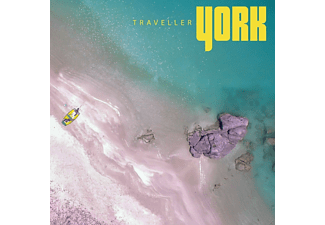 York - Traveller [CD]