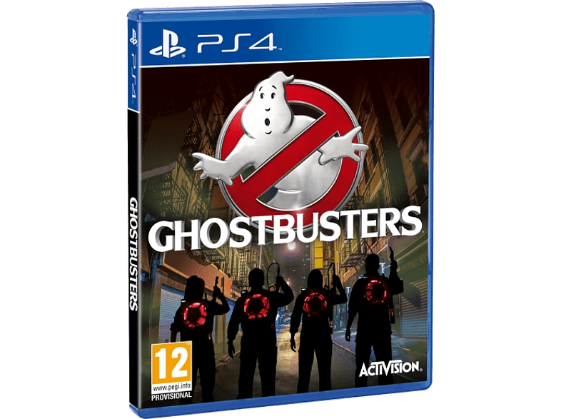Ghostbusters PS4 gaming   offline sony ps4 παιχνίδια ps4