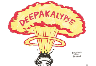 Deepakalypse - Floating On A Sphere - (Vinyl)