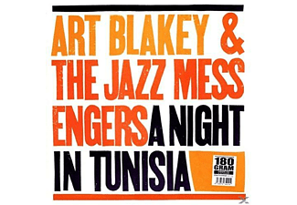 Art Blakey and the Jazz Messengers - A Night In Tunisia - (Vinyl)