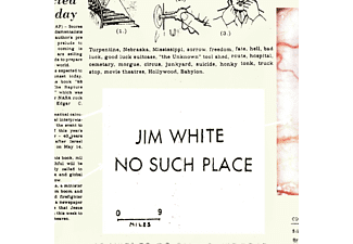 Jim White - No Such Place - (LP + Download)