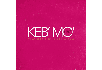 Keb' Mo' - Live-That Hot Pink Blues Album [Vinyl]