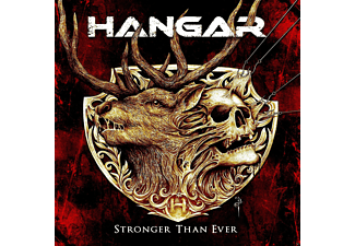 Hangar - Stronger Than Ever [CD]