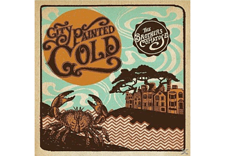 The Brothers Comatose - City Painted Gold [CD]