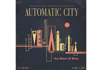 King Automatic - One Batch Of Blues - (CD)
