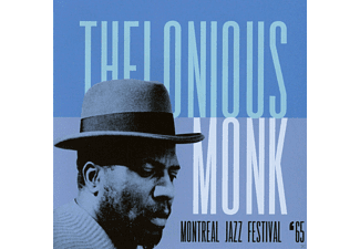Thelonious Monk - Montreal Jazz Festival 65 - (CD)