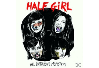 Half Girl - All Tomorrow's Monsters [CD]