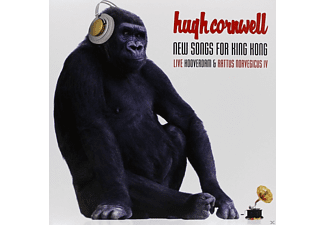 Hugh Cornwell - New Songs For King Kong [CD]