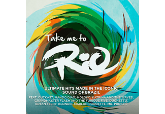 Take Me To Rio Collective - Take Me To Rio [CD]