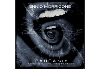 Ennio Morricone - Paura Vol.2-A Collection Of Scary And Thrilling - (Vinyl)
