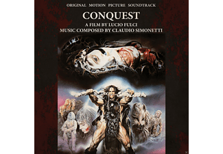 Simonetti Claudio - Conquest Original Soundtrack (Col.Vinyl) - (Vinyl)