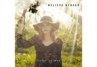 Melissa Menago - Little Crimes [CD]