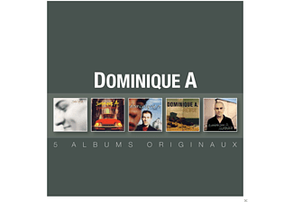 A. Dominique - Dominique A: Coffret 5CD - (CD)