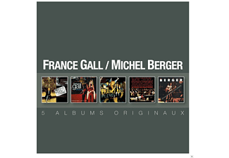 Michel Berger, France Gall - Michel Berger & France Gall: Coffret 5CD - (CD)