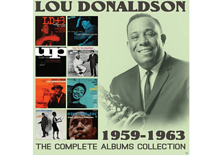 Lou Donaldson - The Complete Albums Collection: 1959-1963 - (CD)
