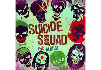 VARIOUS - Suicide Squad - (CD)