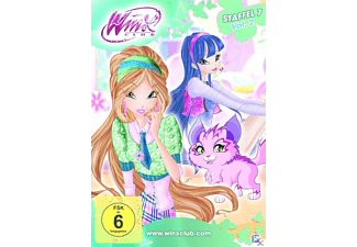 Winx Club - 7 . Staffel - Vol. 2 [DVD]
