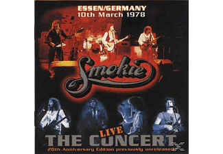 Smokie - The Concert-Live in Essen/Germany 1978 - (CD)