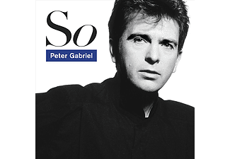 Peter Gabriel - So - 25th Anniversary Edition (CD)