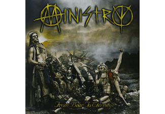 Ministry - From Beer To Eternity (Ltd.Gatefold/Golden Viny [Vinyl]