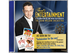 Seth Macfarlane, John Wilson Orchestra - That's Entertainment [CD]