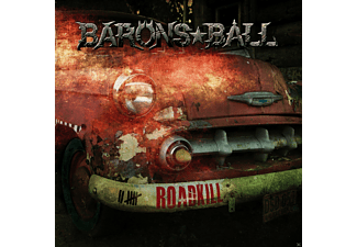 Barons Ball - Roadkill [CD]