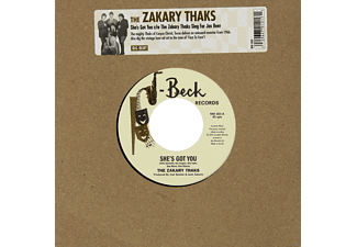 Zakary Thanks - She's Got You/The Zakary Thaks Sings For Jax Bee [Vinyl]