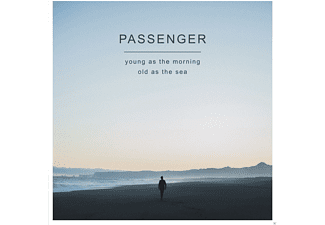 Passenger Young As The Morning Old As The Sea (Deluxe Edition + Downloadcode) CD + DVD Βίντεο