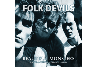 Folk Devils - Beautiful Monsters (Singles And Dem - (Vinyl)