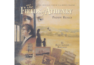 Paddy Reilly - The Fields Of Athenry - (CD)