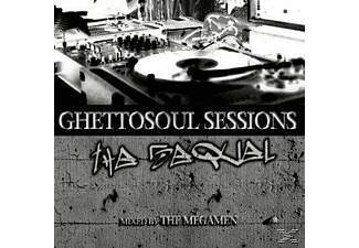"VARIOUS - Ghetto Soul Sessions ""the Sequ - (CD)"