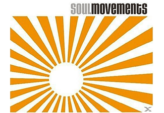 VARIOUS - Soul Movements - (CD)