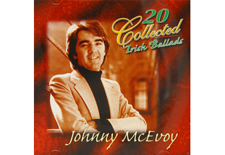 Johnny Mcevoy - 20 Collected Irish Ballads - (CD)