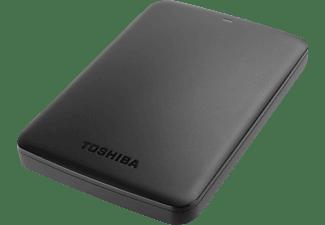 TOSHIBA HDTB310MK3AA Canvio Basics, 1 TB, Schwarz, Externe Festplatte, 2.5 Zoll