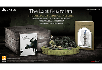 The Last Guardian Collector's Edition | PlayStation 4