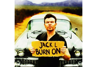 Jack Lukeman - Burn On - (CD)