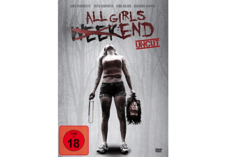 All Girls Weekend - (DVD)